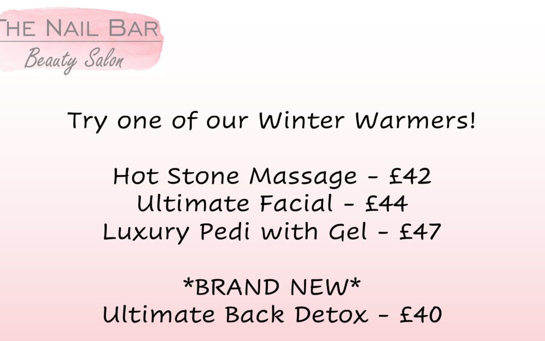 Winter Warmers!